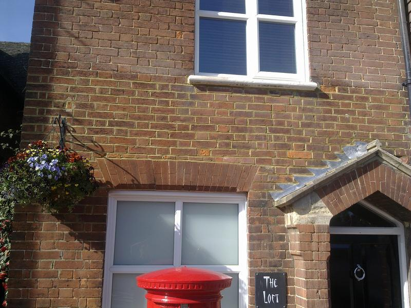 Image 4 - re-pointing complete Sevenoaks