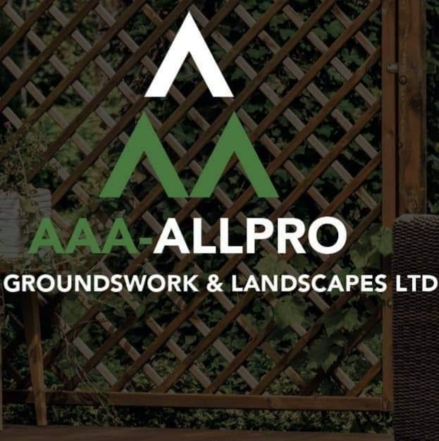 AAA-AllPro Groundswork and Landscapes Ltd logo