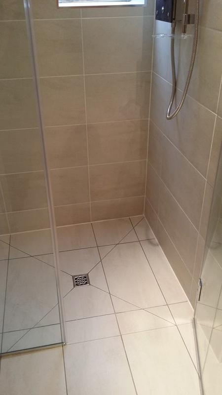 Image 11 - New Bathroom Installation, Wetfloor (2/3)