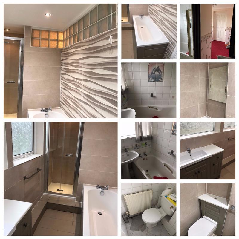 Image 46 - New Bathroom installed in Great Baddow
