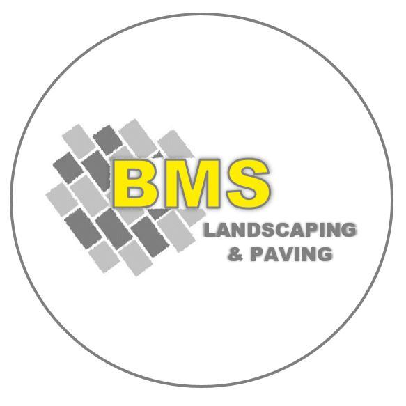 BMS Landscaping & Paving logo