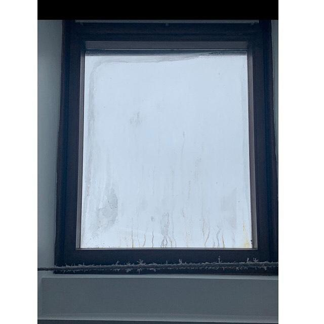 """Image 12 - """"Before"""" - our customer had misty Velux windows"""