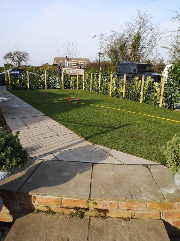 Image 13 - Garden renovation