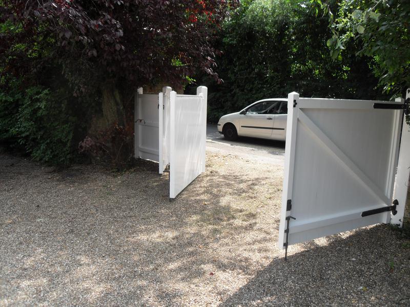 Image 43 - custom built entrance gates