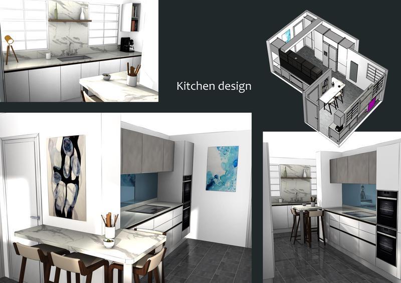 Image 14 - Kitchen design, supply and installation.