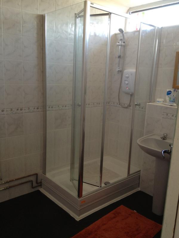 Image 40 - New shower installation