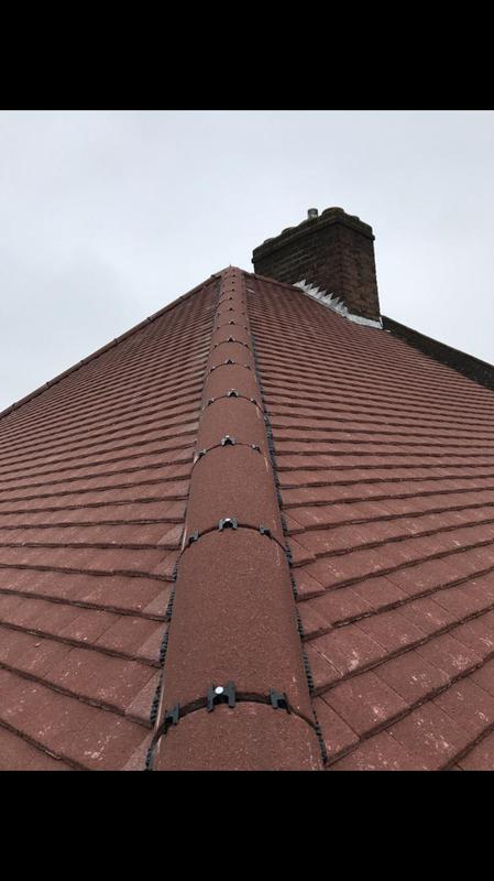 Image 18 - New roof in feltham