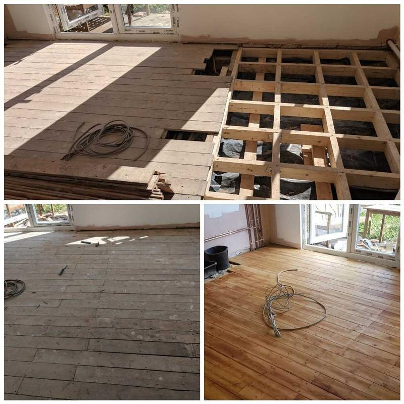 Image 39 - Pine Floor Sanding