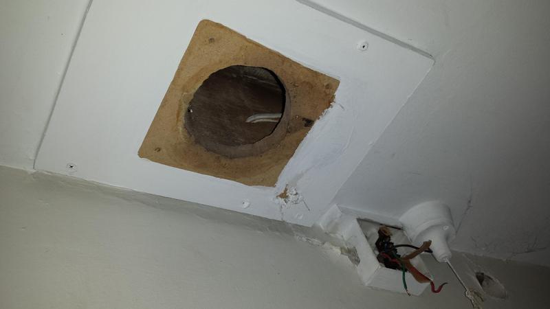 Image 27 - Asbestos Boiler Flue Removal - AFTER