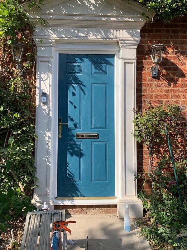Image 15 - After - New Door