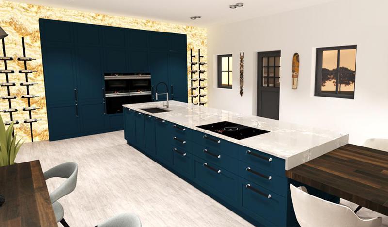 Image 13 - Kitchen design, supply and installation.