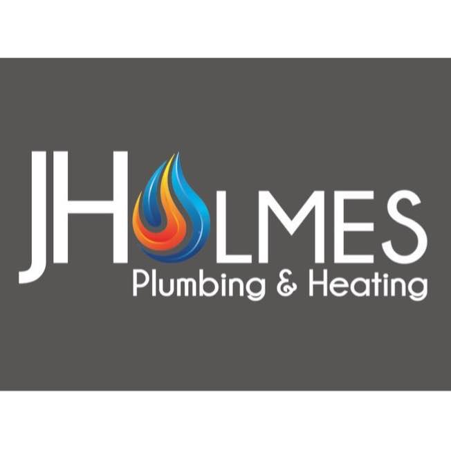 J Holmes Plumbing & Heating logo