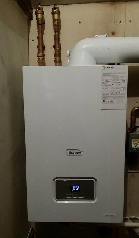 Image 6 - Boiler Installation