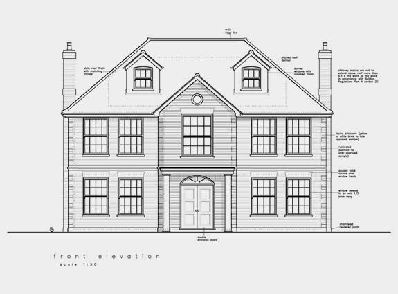 Image 21 - Design for new new build