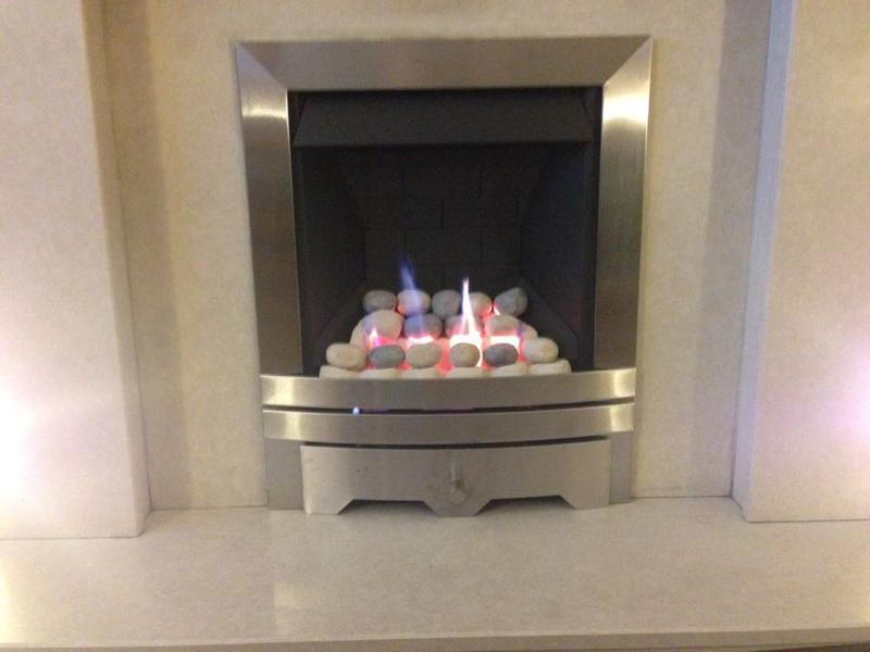 Image 14 - Gas Fireplace Installation