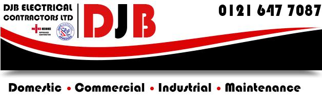 DJB Electrical Contractors Ltd logo