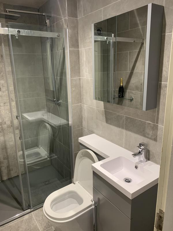 Image 27 - A beautiful new bathroom for a very happy customer in Papworth.