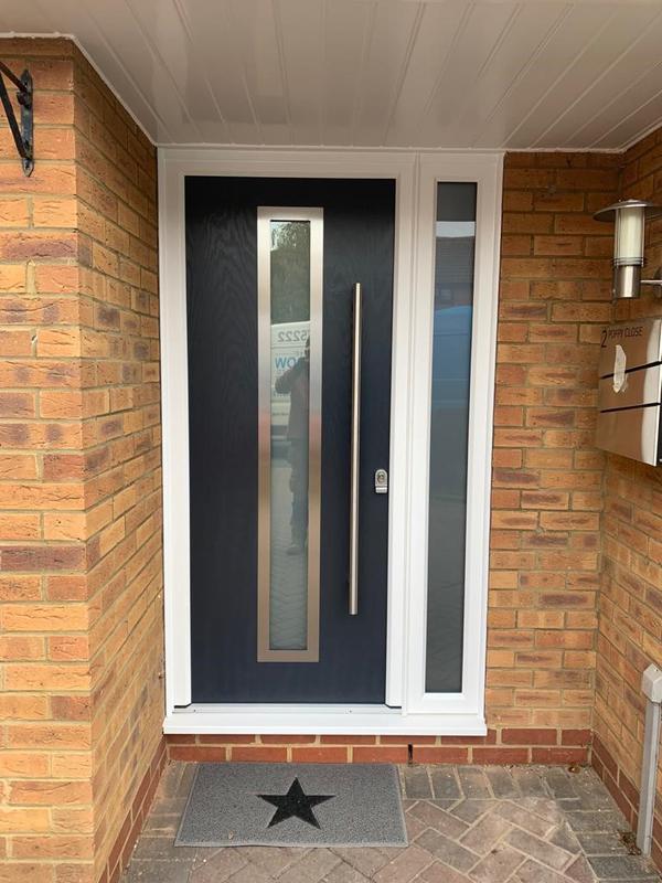 Image 11 - After - New Front Door