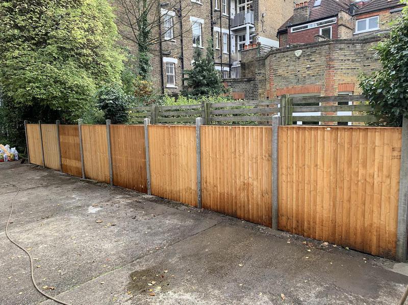 Image 55 - Fencing