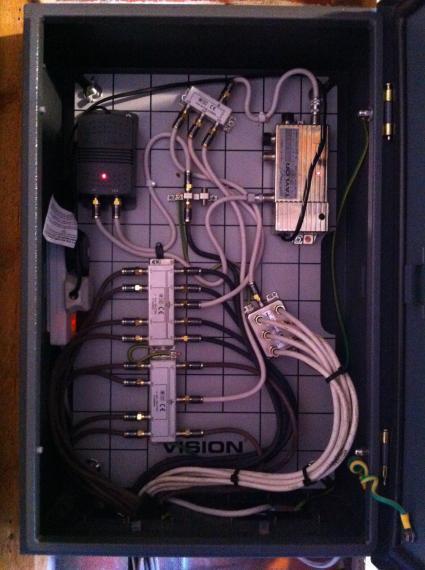 Image 6 - 20 Flats TV System