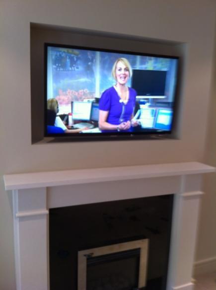 Image 5 - Recess TV Wall Mount