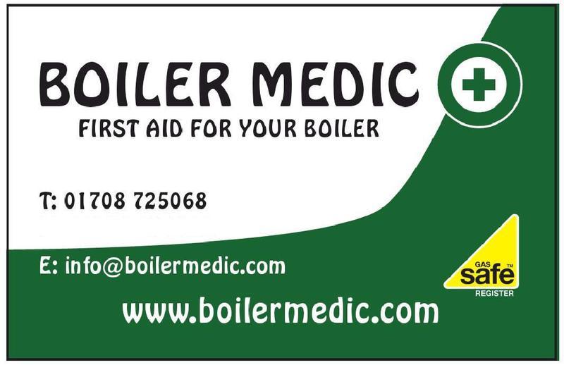Boiler Medic logo