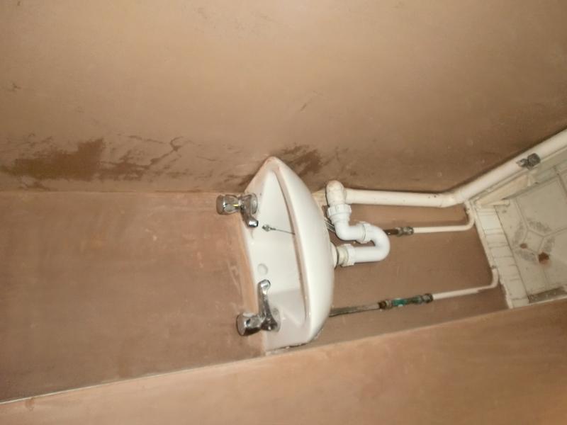 Image 12 - Toilet finished plastered