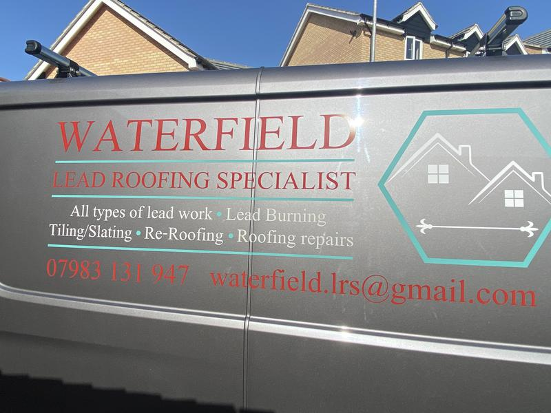 Waterfield Lead & Roofing Specialists logo