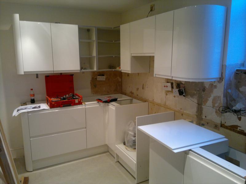 Image 49 - New Kitchen in progress