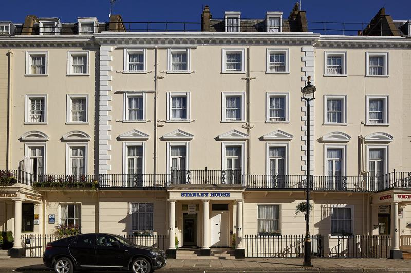 Image 1 - External decorating - Stanley House Hotel - Pimlico