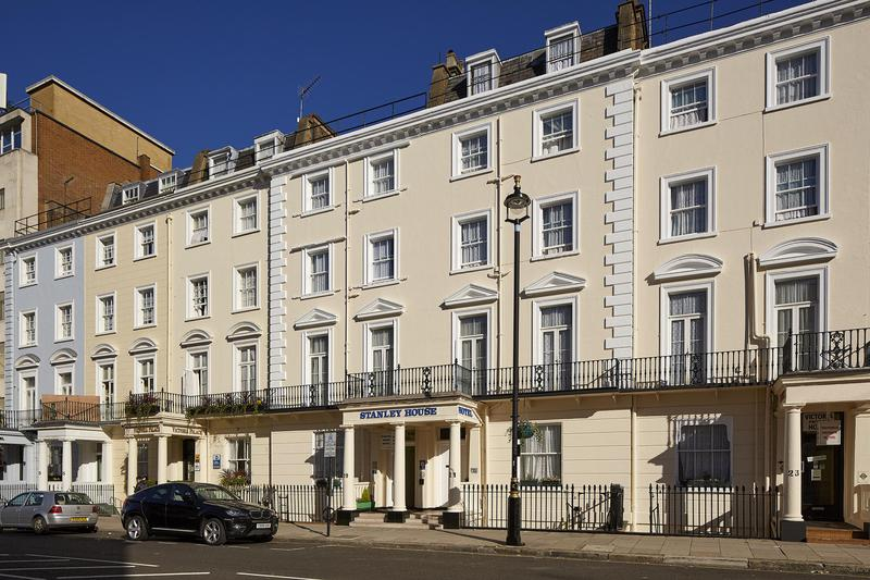 Image 4 - External decorating - Stanley House Hotel - Pimlico
