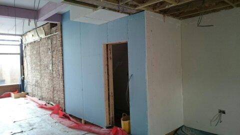 Image 19 - Shop renovation, including fitting costumer toilet