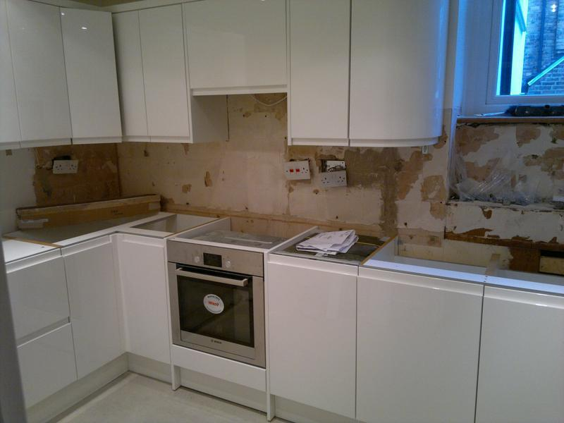 Image 50 - New Kitchen In progress