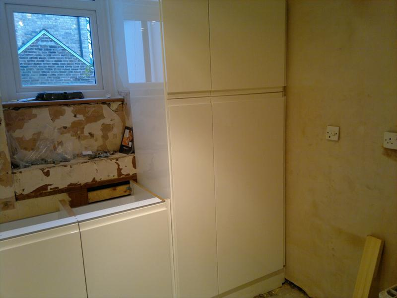 Image 51 - New Kitchen in progress