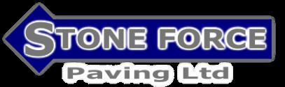 Stone Force Paving Ltd logo