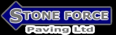 Stone Force Paving Ltd logo