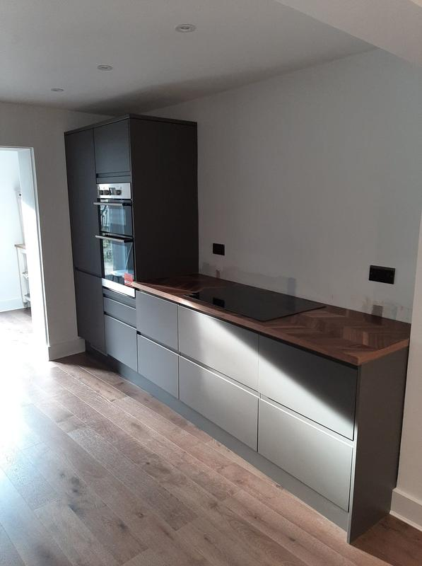 Image 13 - New hardwood floors throughout 2 separate floors & new kitchen.
