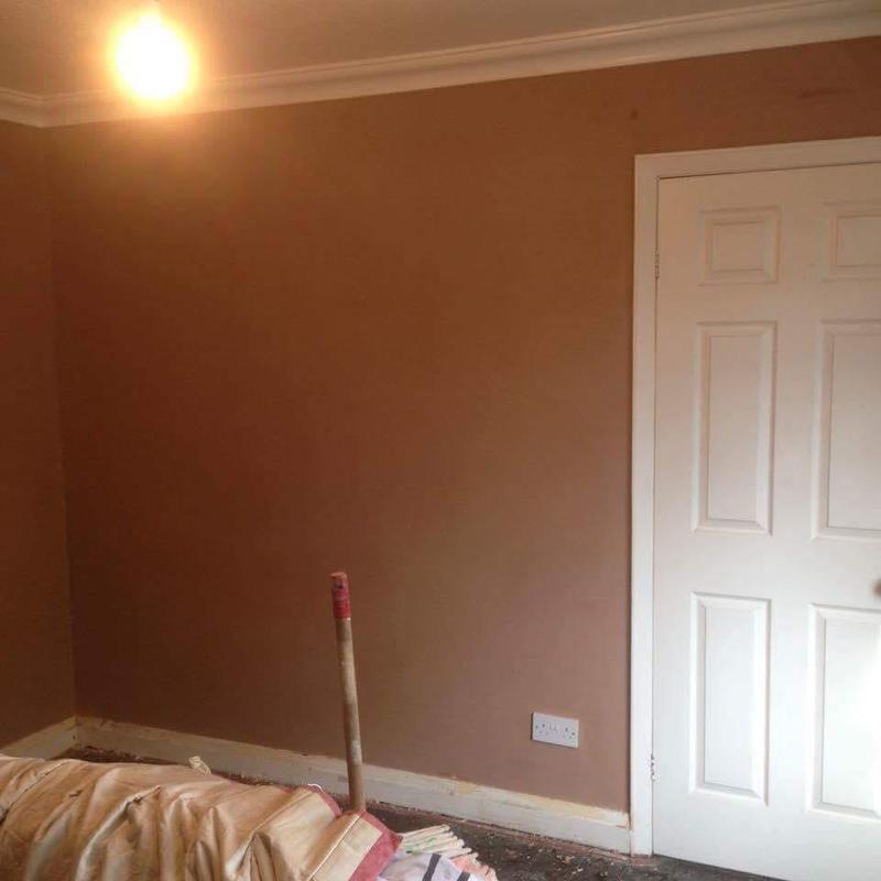 J D Hanson Plastering Exterior Wall Coating In Leeds