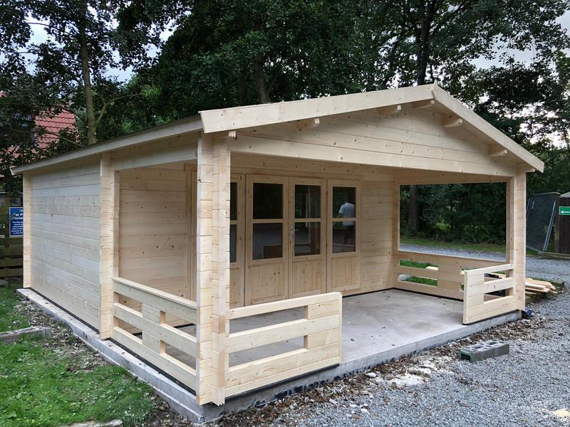Image 60 - Watford cabin.