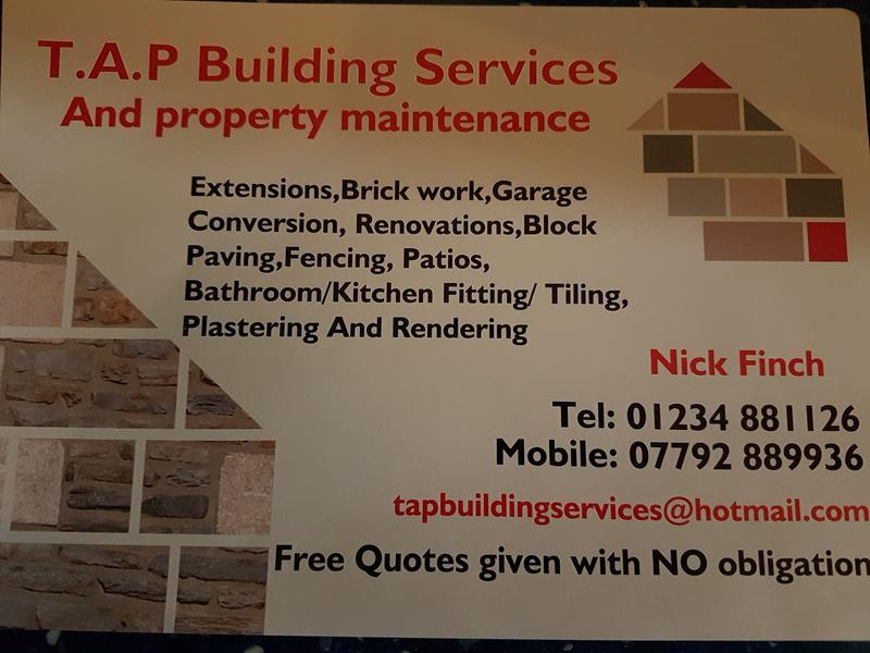 TAP Building Services Ltd logo