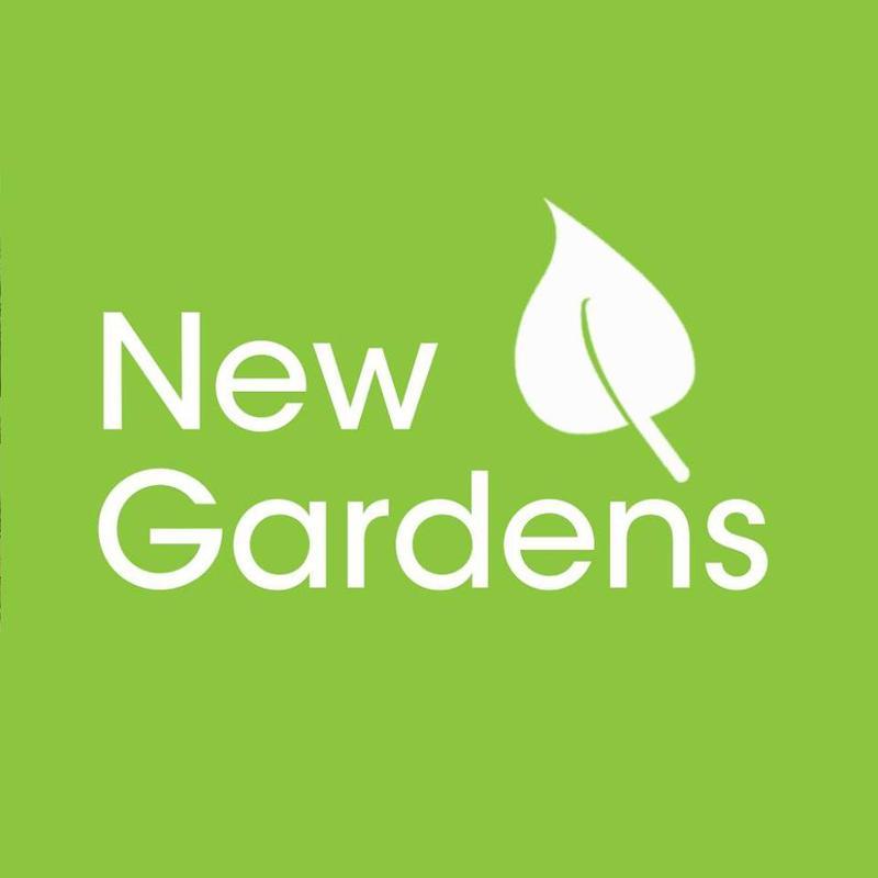 New Gardens logo
