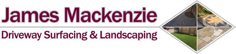 James Mackenzie Driveway Surfacing & Landscaping logo
