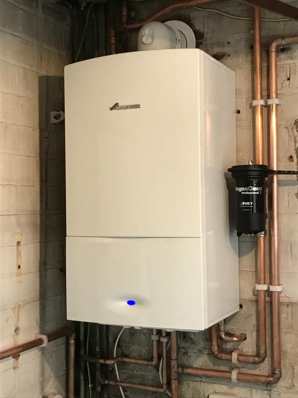 Image 24 - Worcestor 30i and magnaclean filter