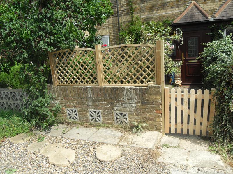 Image 57 - garden entrance