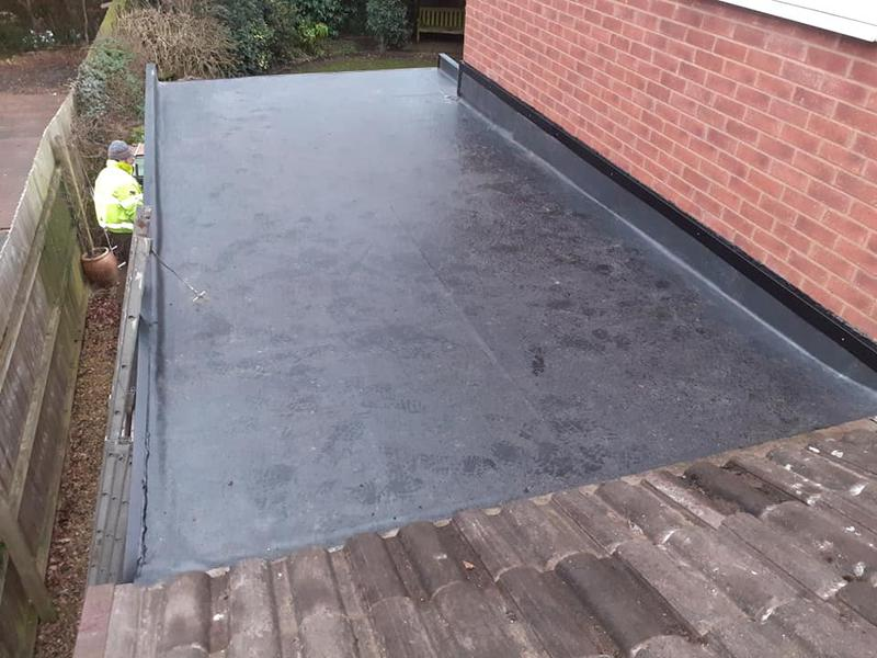 Image 5 - Rubber roof