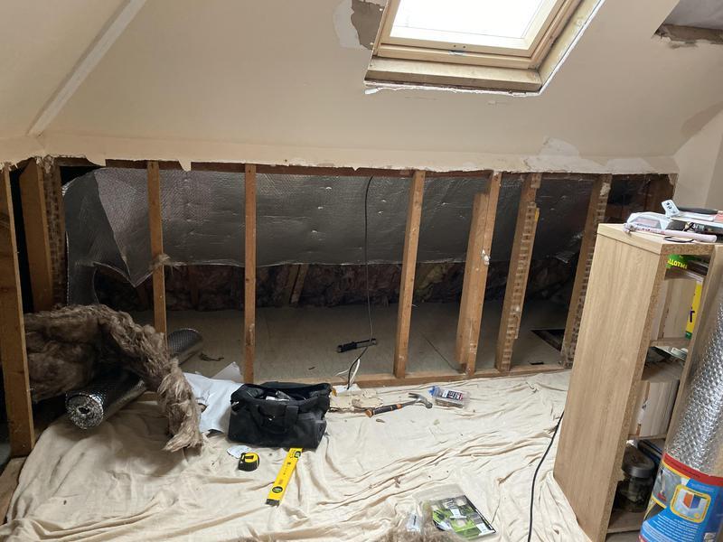 Image 56 - Loft renovation