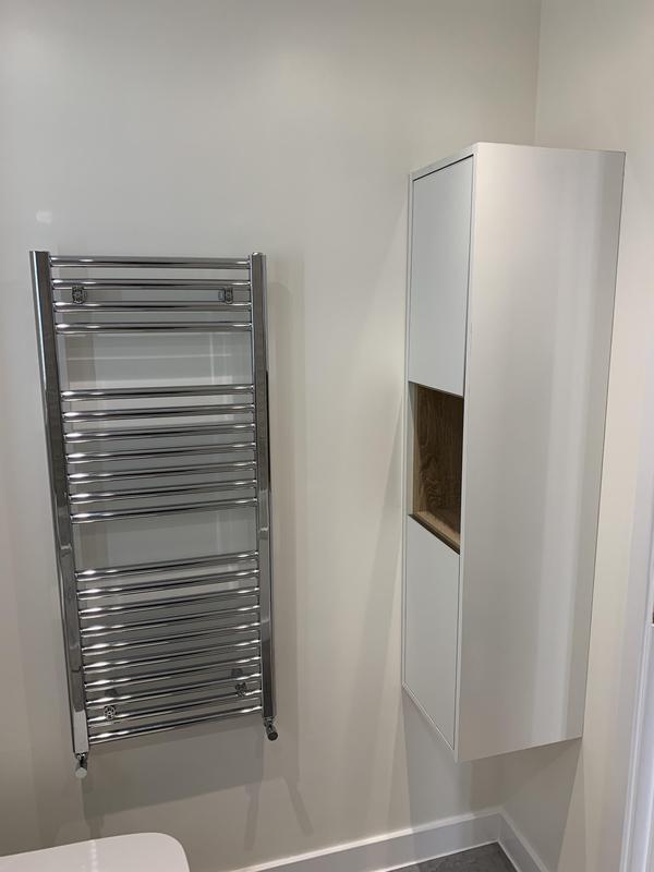 Image 21 - AFTER. New Eltham. Bathroom renovation
