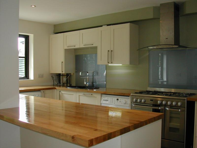 Image 54 - Kitchen fitting, Bishops Stortford, by DKM Developments Ltd, builders, Great Dunmow, Essex.