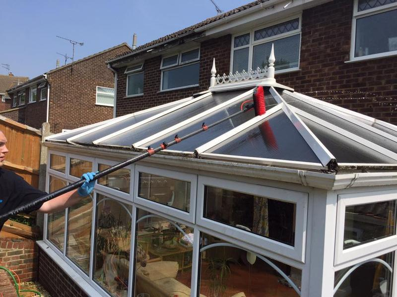 Image 132 - Conservatory Roof Cleaning