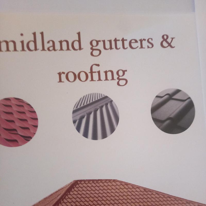 Midlands Guttering & Roofing logo